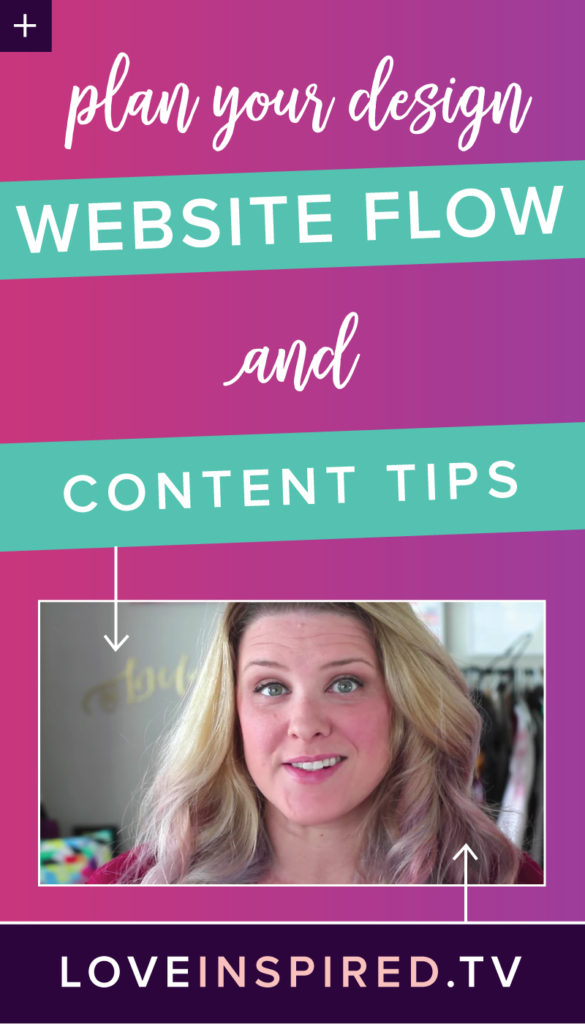 How to Plan Your Website Design: Siteflow & Content tips / Part 1