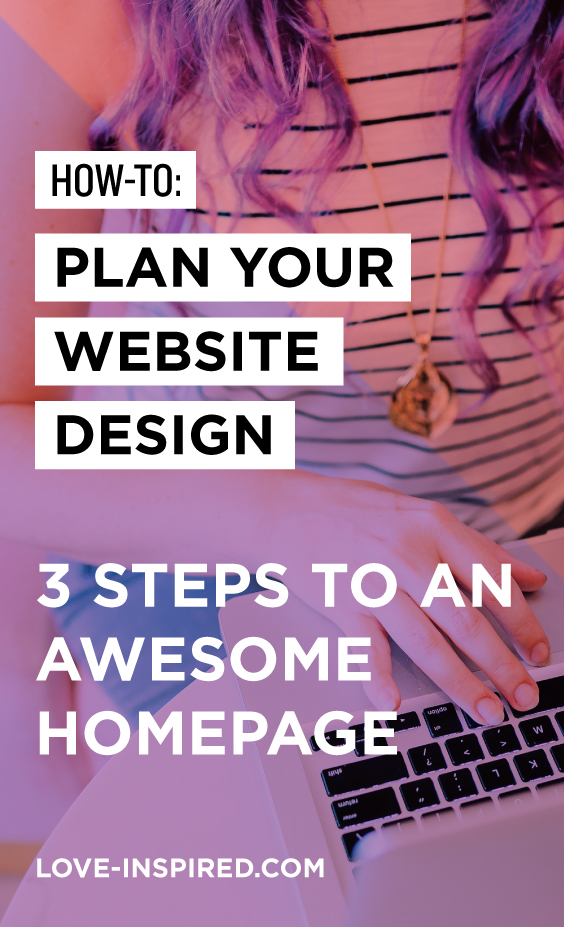 3 Steps to an Awesome Homepage - Content TIps
