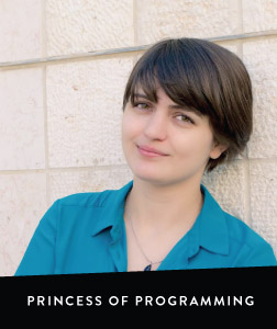 Princess of Programming